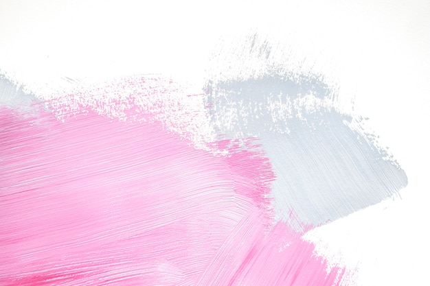 Pink And Gray Abstract Strokes Photo Free Download