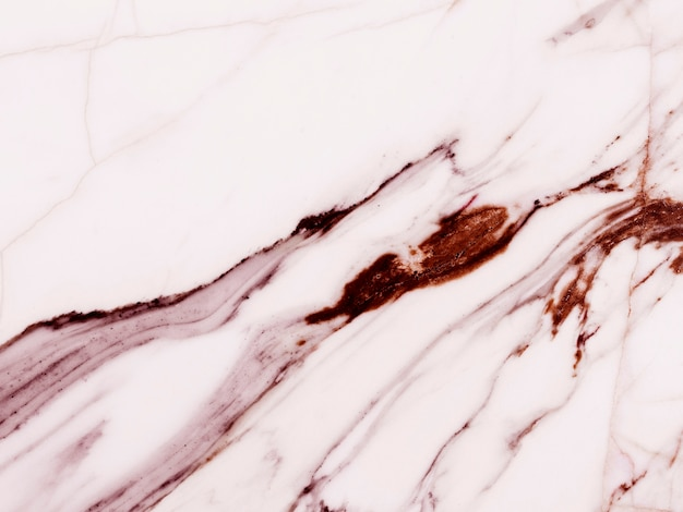 Pink marble textured with natural pattern Free Photo