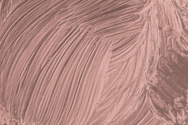 ピンクの油絵の具の質感 無料写真