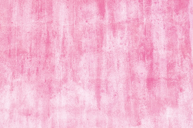 Pink painted on wall background. painted concrete photo texture. Premium Photo