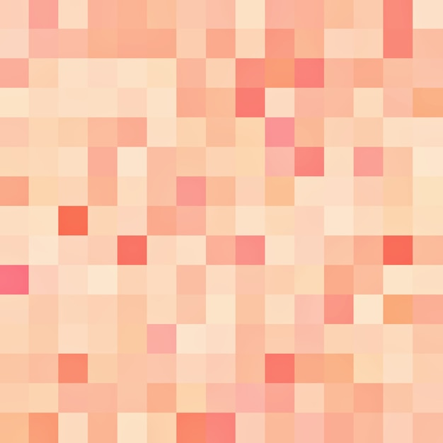 Pink Pixelated