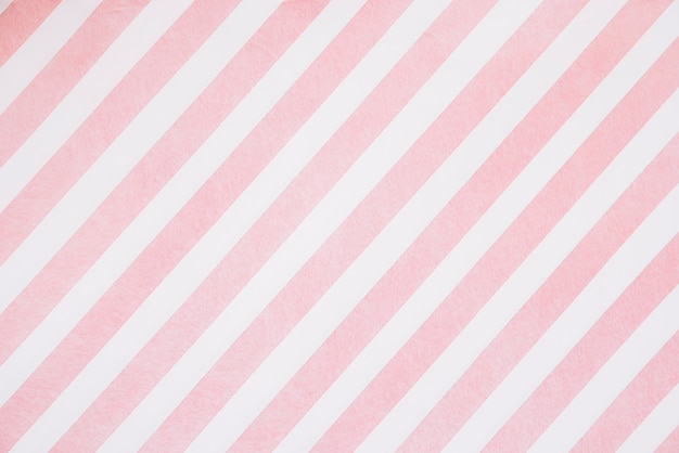Pink stripes on white board Free Photo