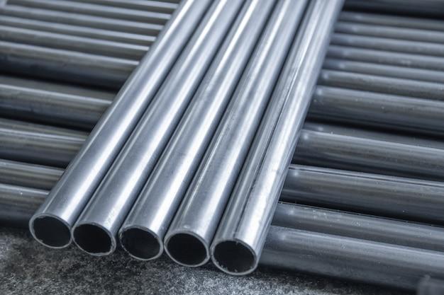 Pipe steel Premium Photo