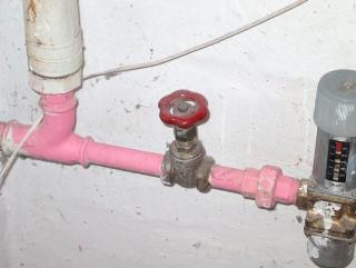 Pipes, close Free Photo
