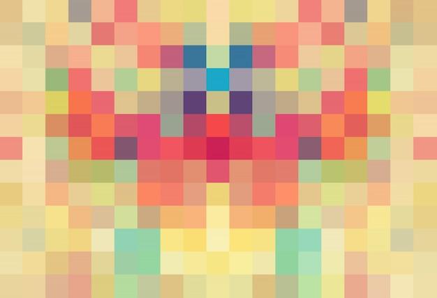 Pixelated image Free Photo