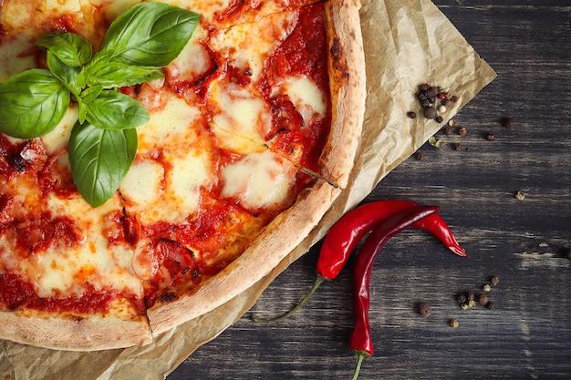 Pizza food Free Photo