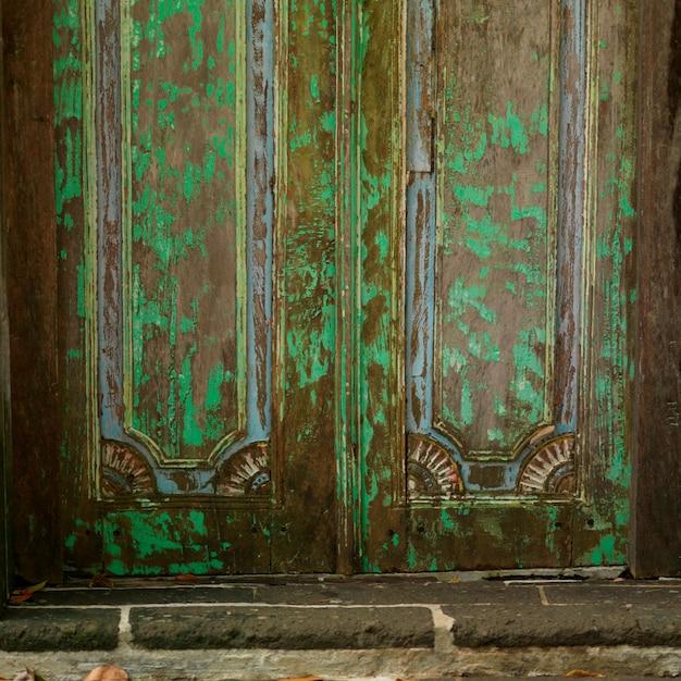 Placencia, decorative gate Premium Photo