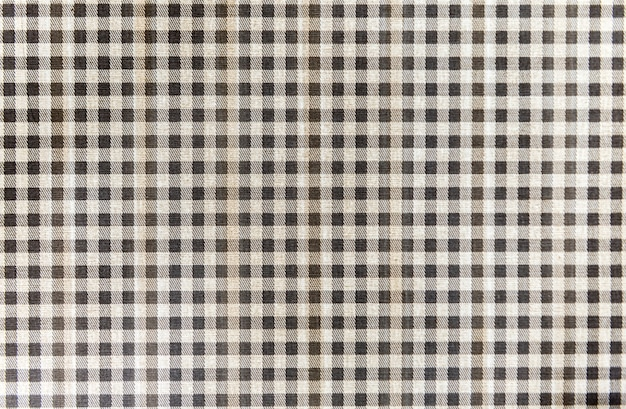 Plaid checker fabric industrial product Free Photo