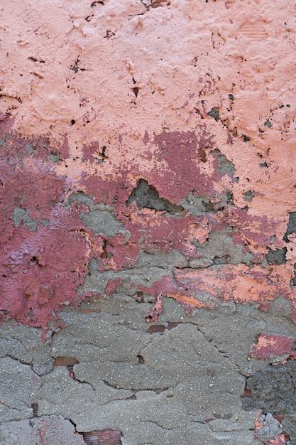 Штукатурка стен с краской пятна Бесплатные Фотографии