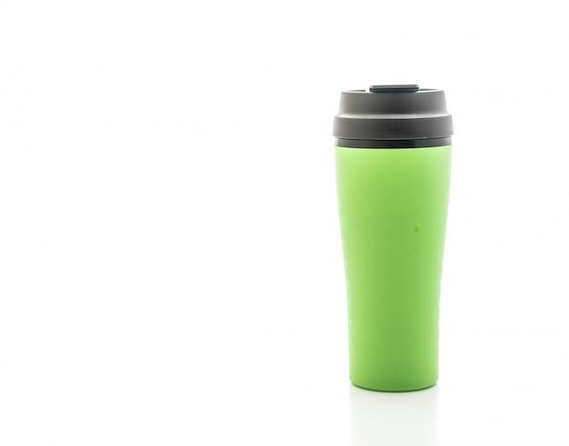 Plastic and tumbler cup Premium Photo