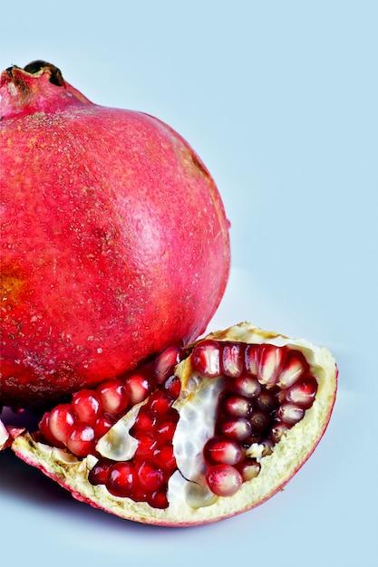Pomegranate fruits Free Photo
