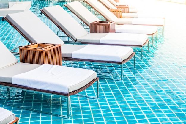 Free Photo Pool Chair