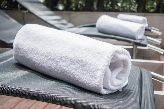 Pool towel Free Photo