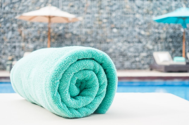 Pool towel Free Photo