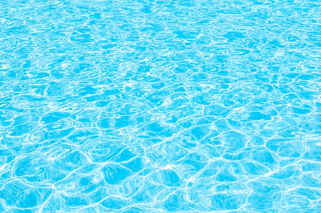 Pool water background Free Photo