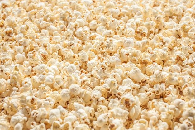 Popcorn bpopcorn bokeh background textureokeh background texture. Premium Photo