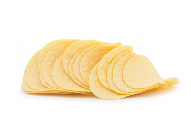 Potato chips Premium Photo