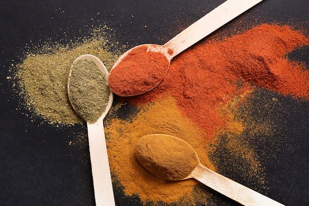 Powder spice Free Photo