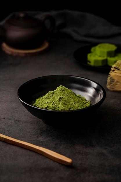 抹茶茶powder 無料写真