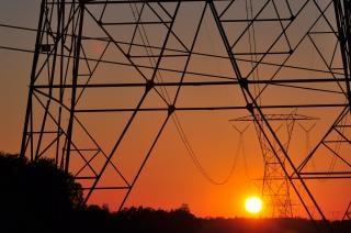 電力線、電力電気 無料写真