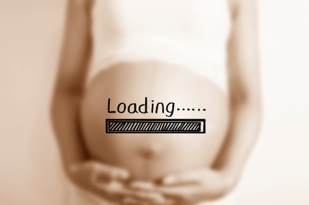 Беременные женщины с
