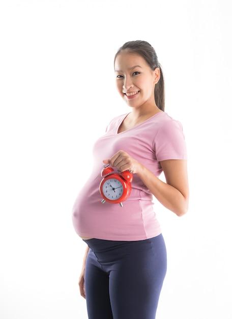 Pregnant woman Free Photo