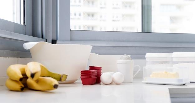 Preparing ingredients Free Photo