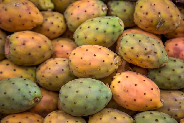 Prickly pears Premium Photo
