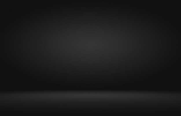 Прожектор витрина продукта на черном фоне градиента. Premium Фотографии