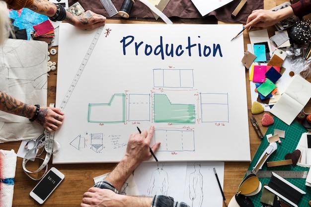 Встреча производственного бизнес-плана Бесплатные Фотографии