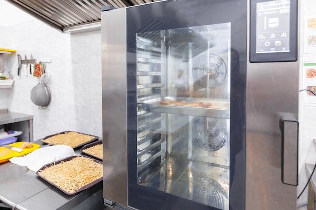 Professional kitchen Premium Photo