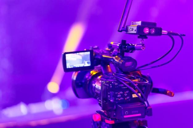 プロフェッショナルビデオカメラ機器 Premium写真