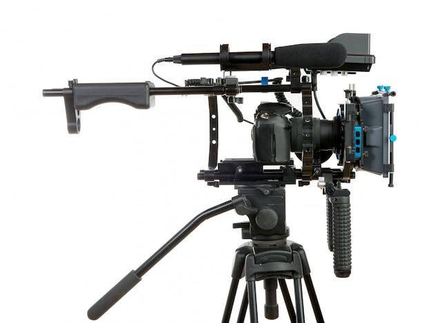 Professional video camera Premium Photo