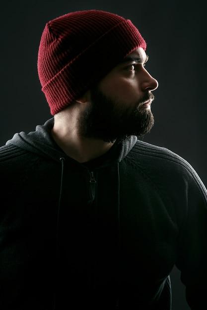 photo de profil homme