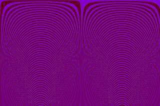 Purple interference stripes Free Photo