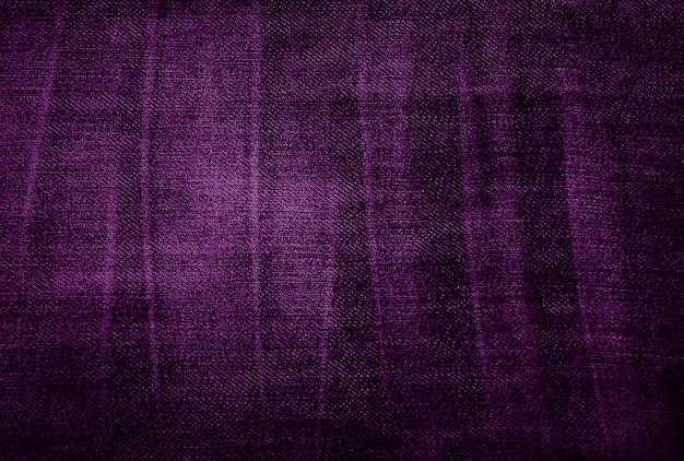 Purple vintage fabric texture Premium Photo