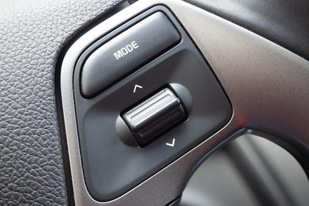 Push button wheel car Premium Photo