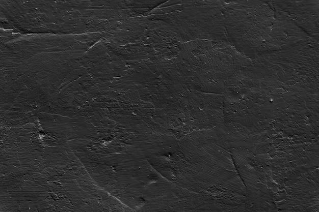Putty black wall Free Photo