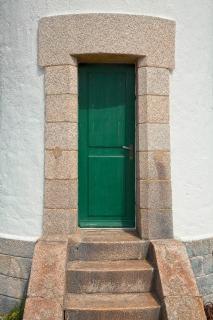 キブロン灯台ドアhdrエントリー 無料写真