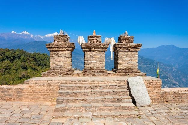 Rabdentse ruins, pelling Premium Photo