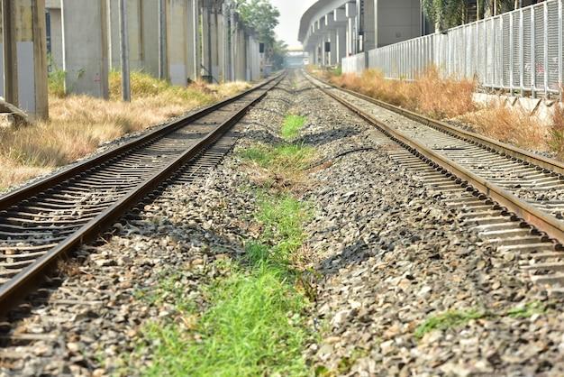 railway train standard rail track transportation railroad