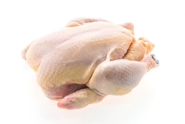 생 닭고기 무료 사진