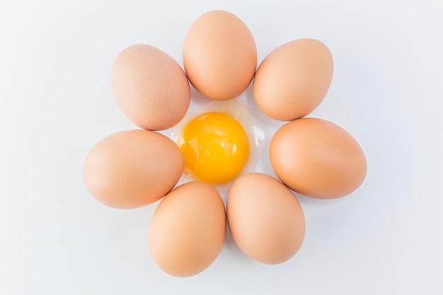 خواص زرده تخم مرغ