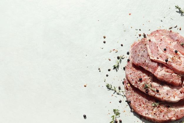 Raw meat Free Photo