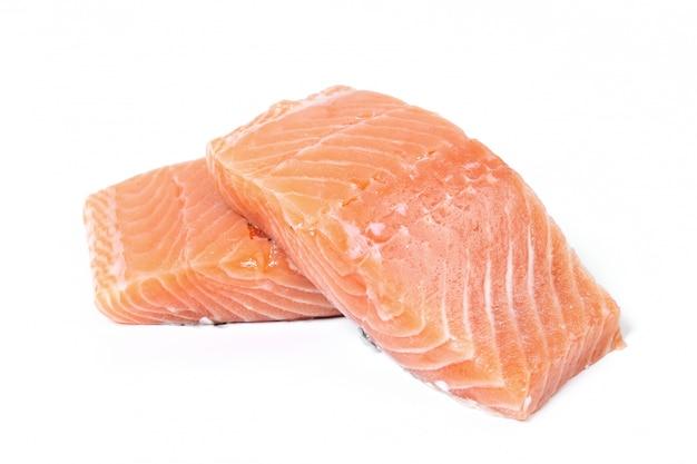 Сырой лосось Бесплатные Фотографии