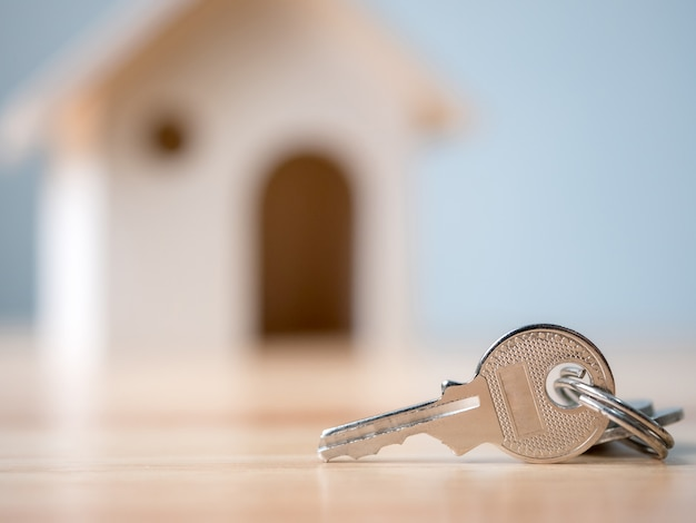Real estate and property investment and house mortgage financi Premium Photo