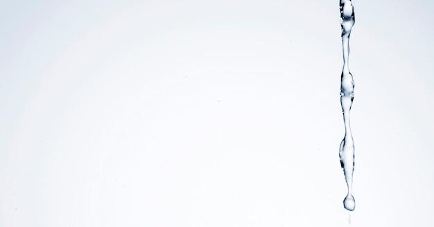 コピースペースで現実的な水滴 無料写真