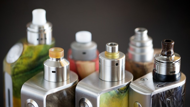 Rebuildable Drip Atomizers