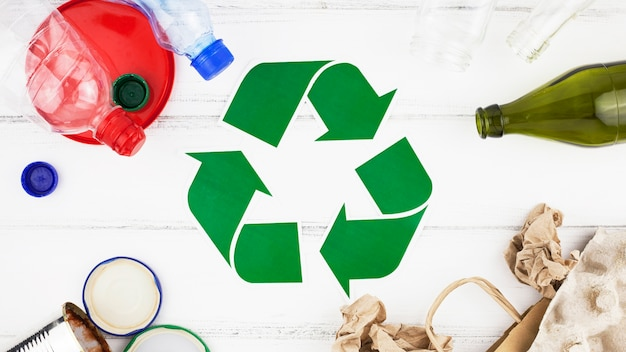 Recycle composition Free Photo