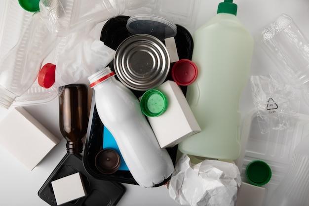 Riciclaggio dei rifiuti sanitari Foto Gratuite